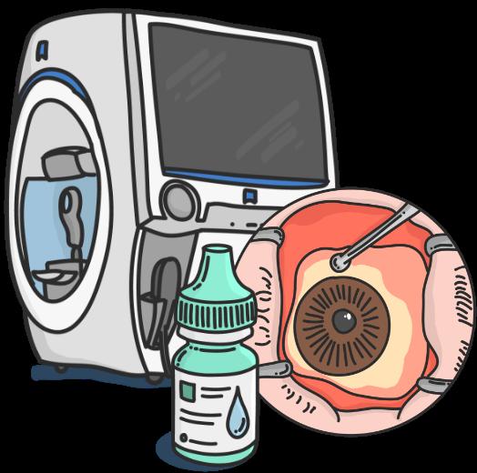 glaucoma practice